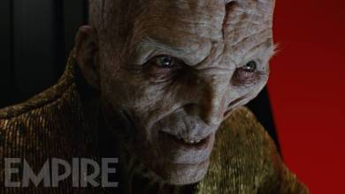 Photo of Andy Serkis says Supreme Leader Snoke is darker than Emperor Palpatine!