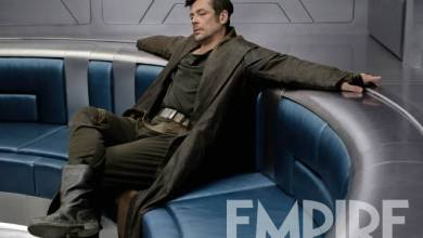 Photo of Empire shares a new image of DJ from Star Wars: The Last Jedi!