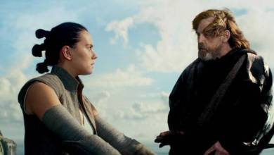 Photo of Rian Johnson's original cut of Star Wars: The Last Jedi was over three hours!