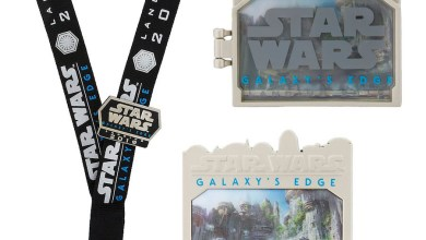The first Star Wars: Galaxy's Edge Merchandise