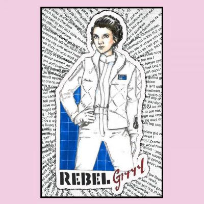 Rebel Grrrl Episode 84 - Star Wars: The Last Jedi Reactions