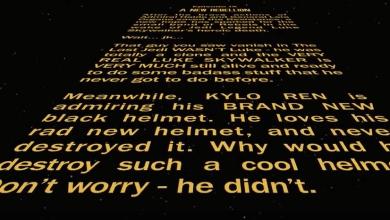 "Video: Nerdist's ""leaked"" Star Wars: Episode IX crawl in real time"