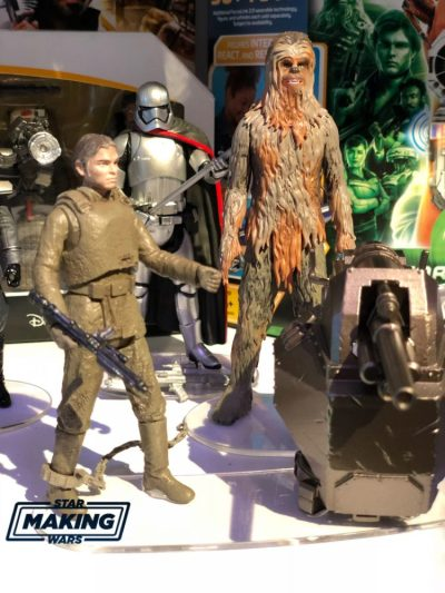 "Check out the Solo: A Star Wars Story 3.75"" action figure line!"