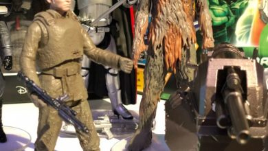 """Photo of Check out the Solo: A Star Wars Story 3.75"""" action figure line!"""