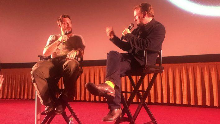 Rian Johnson Q&A with Duncan Jones for Netflix's Mute