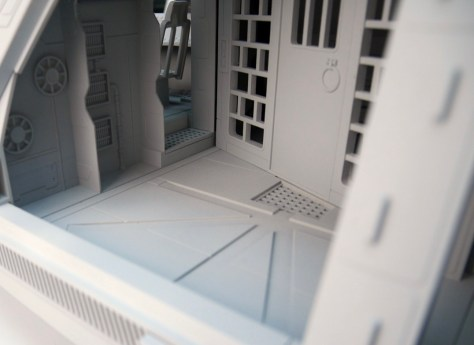 Star Wars The Vintage Collection Sail Barge production images!