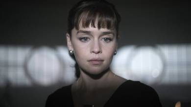 Photo of Emilia Clarke talks Solo: A Star Wars Story's Qi'ra with EW's Anthony Breznican!