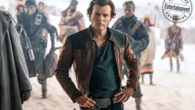 New Solo: A Star Wars Story info and images from EW!