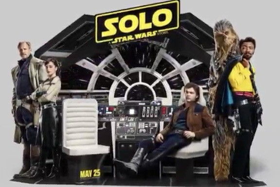 Solo: A Star Wars Story Trailer Due Sunday, 8:00 PM ET