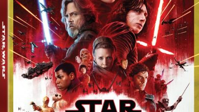 Photo of Star Wars: The Last Jedi is available digitally via Movies Anywhere March 13th, and on 4K Ultra HD Blu-ray March 27th.