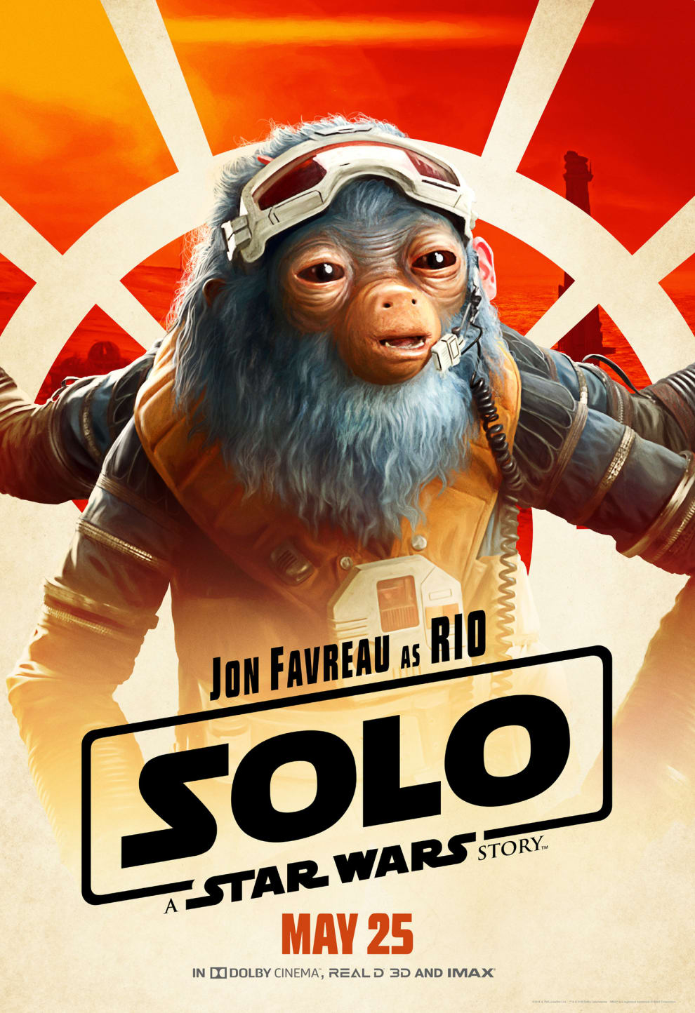 Solo: A Star Wars Story character posters!