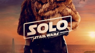 Photo of Solo: A Star Wars Story UK character posters!
