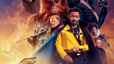 Photo of Solo: A Star Wars Story UK Theatrical Poster!