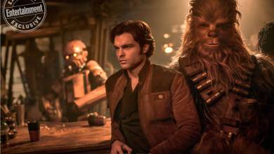 Photo of A few more Solo: A Star Wars Story photographs and info from EW!