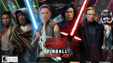 Photo of Zen Studios' Star Wars: The Last Jedi Pinball released today! Trailers and screenshots!