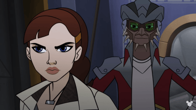 Star Wars Forces of Destiny features Qi'ra and Hondo!