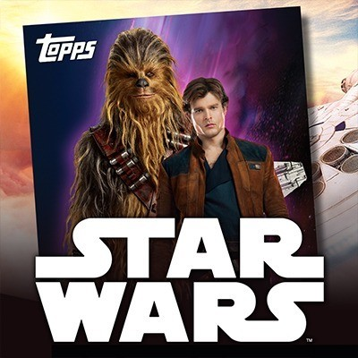 Topps' Star Wars Card Trader
