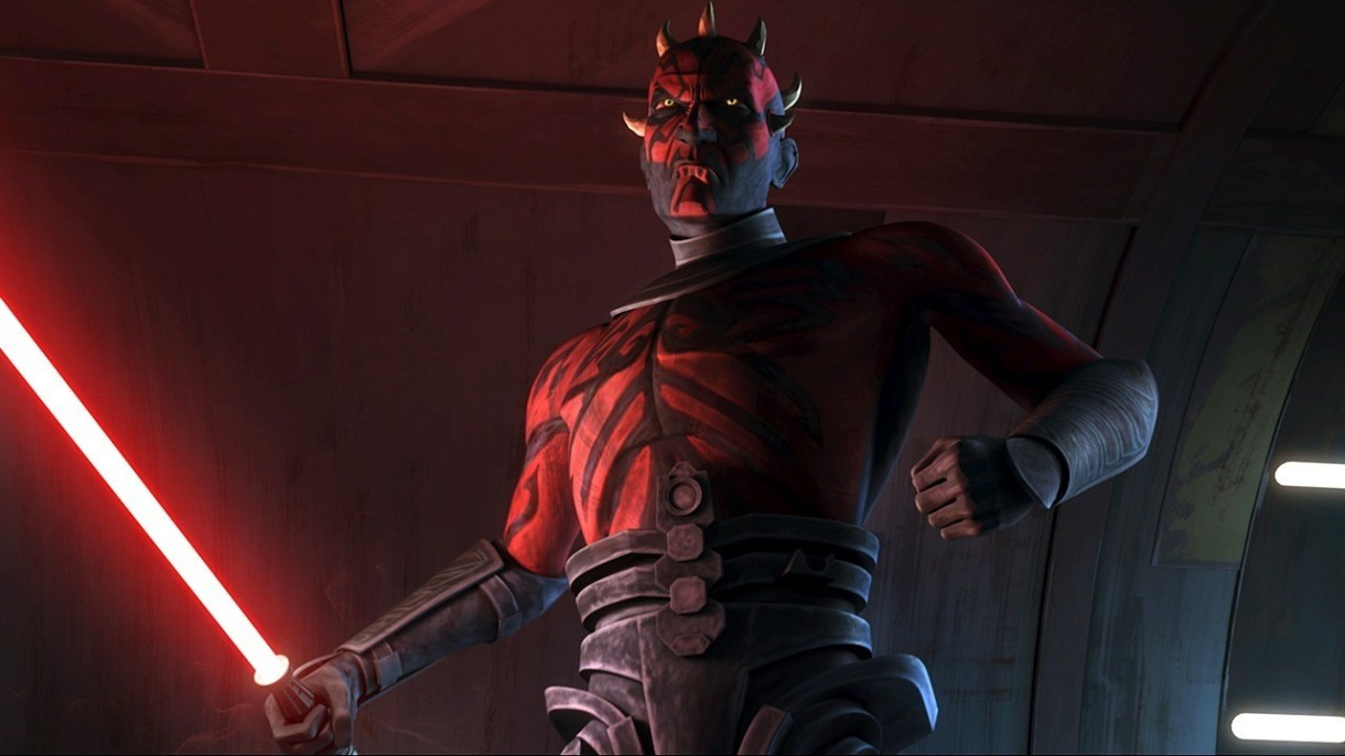 Maul Star Wars: The Clone Wars