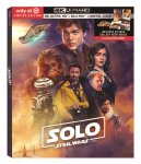 Take a look at the covers for the Solo: A Star Wars Story 4K and SteelBook releases!