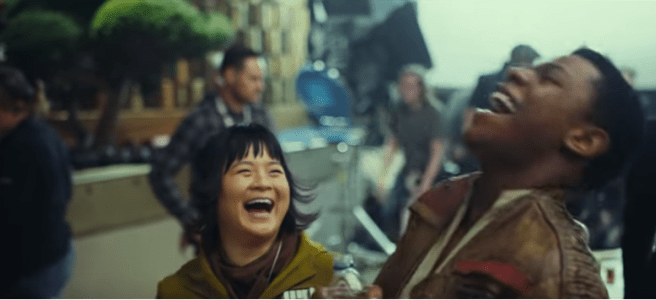 Photo of Star Wars: Episode IX's Loan Kelly Marie Tran discusses her online harassment