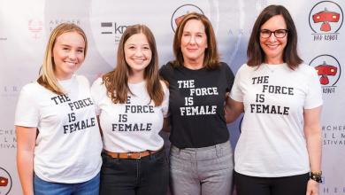 Force Is Female