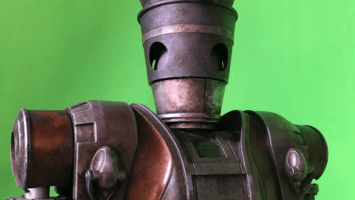 Photo of IG-88 confirmed for Star Wars: The Mandalorian!
