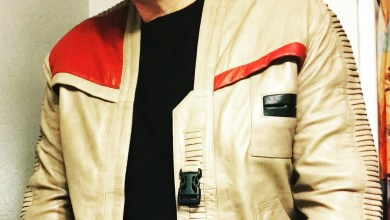 Photo of FilmJackets Star Wars Resistance Jacket Review!