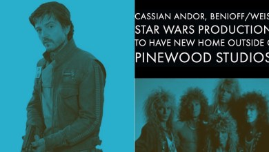 Photo of Cassian Andor, Benioff/Weiss' Star Wars productions to have new home outside of Pinewood Studios?