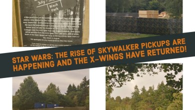 Photo of Star Wars: The Rise of Skywalker Pickups are happening and the X-wings have returned.