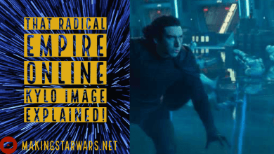 Photo of The New Star Wars: The Rise Of Skywalker Kylo Ren Image From Empire Explained?