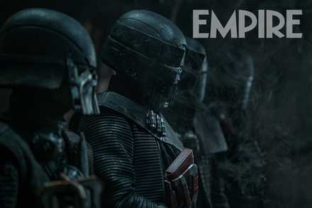 Empire Magazine Debuts Image Of The Knights Of Ren From Star Wars The Rise Of Skywalker Making Star Wars