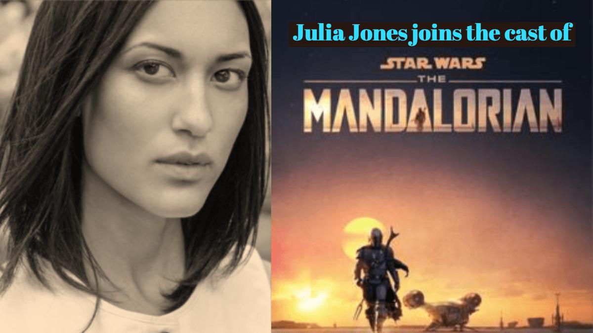 Photo of Julia Jones joins the cast of Star Wars: The Mandalorian.