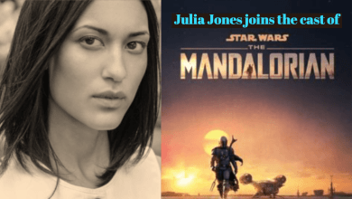 Photo of Julia Jones joins the cast of Star Wars: The Mandalorian.