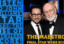 Photo of Listen to John Williams' Star Wars: The Rise of Skywalker score!