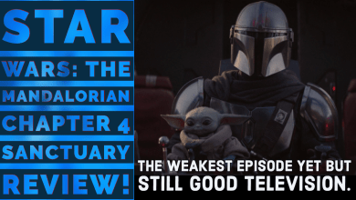 Photo of Star Wars: The Mandalorian Chapter 4 Sanctuary Review!