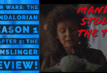 Photo of Star Wars: The Mandalorian Season 1 Chapter 5 The Gunslinger Review!