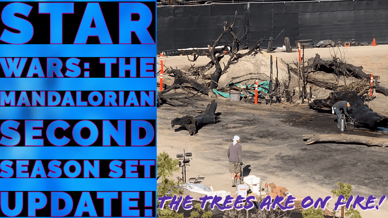 Photo of Exclusive Star Wars: The Mandalorian Season 2 update! Nevarro or Mustafar? Or something else? Pics and video!