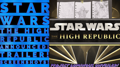Photo of High Times! Star Wars: The High Republic Trailer, screenshots, covers, and more!