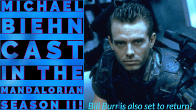 Photo of Michael Biehn has been cast in Star Wars: The Mandalorian's second season!
