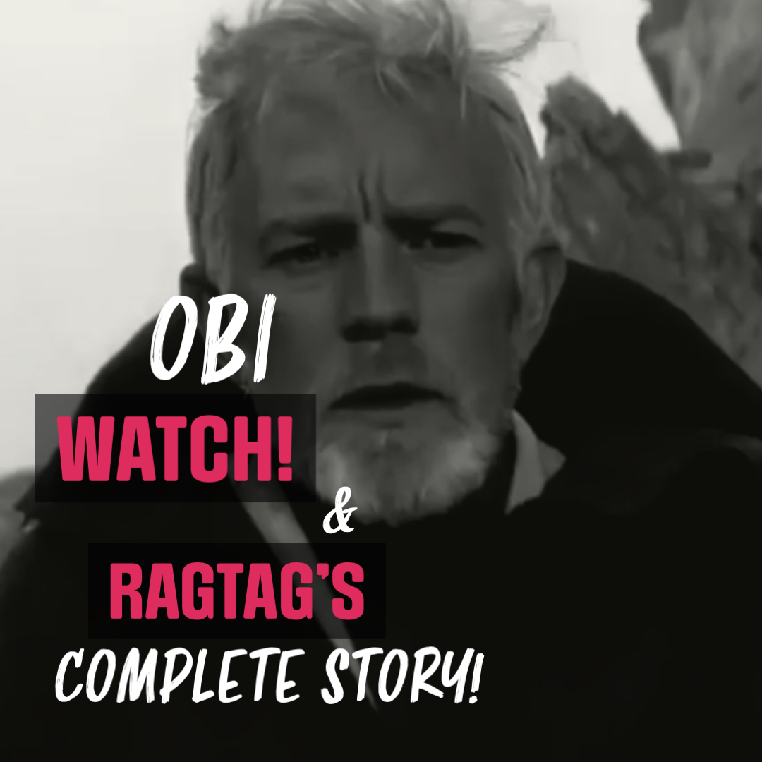 Photo of Now, This is Podcasting! Minisode #1 Obi-Watch and Ragtag's story!