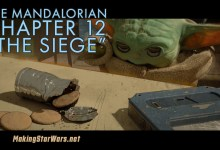 "Photo of My Star Wars: The Mandalorian Chapter 12 ""The Siege"" thoughts!"