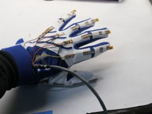 flex sensor glove