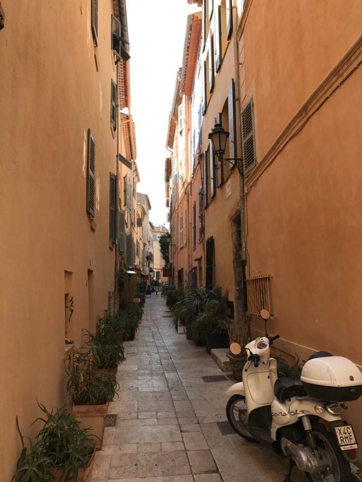 St. Tropez style