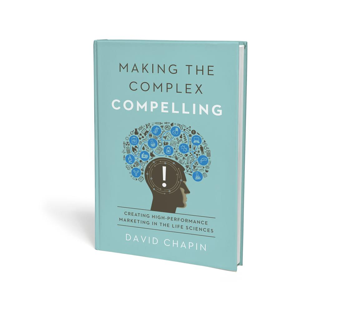 Making The Complex Compelling By David Chapin