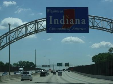 back home again, in Indiana....
