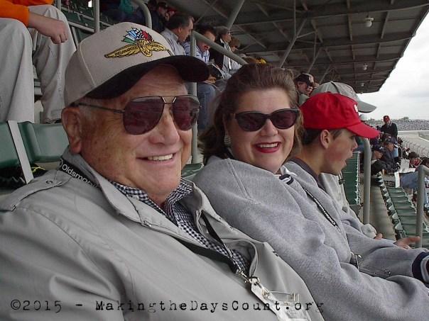JD Weaver (1926-2014), B, and my nephew - JD's grandson