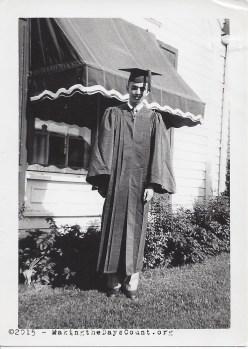 the graduate..