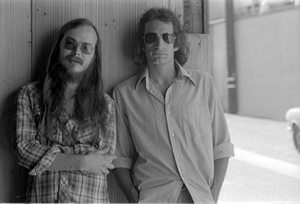 That's them - Walter Becker and Donald Fagen - Steely Dan