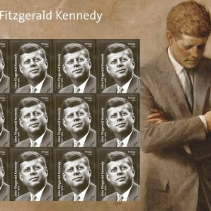 jfk stamps