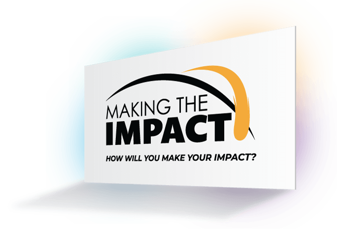 Making The Impact Business Card